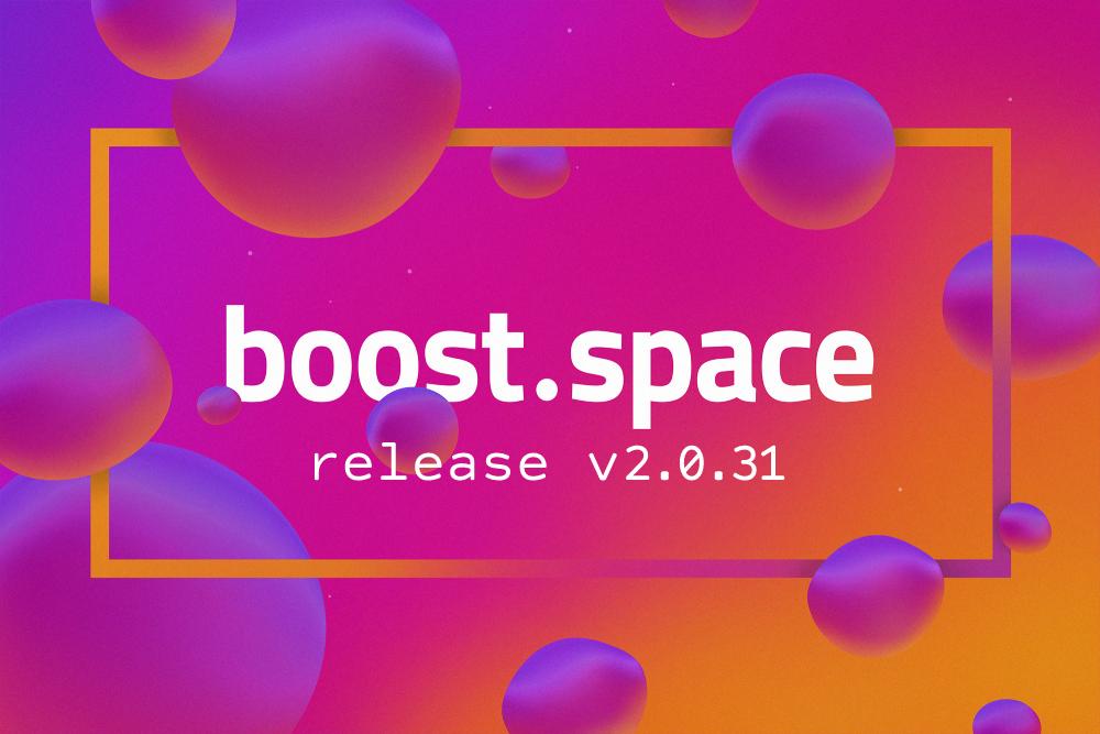 Release v2.0.31