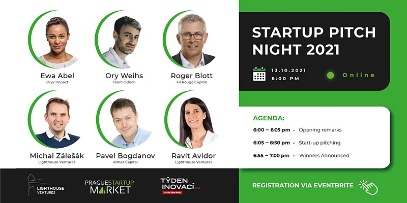 Boost.space among 8 TOP Czech startups to pitch at Startup Pitch Night 2021. Watch us live!