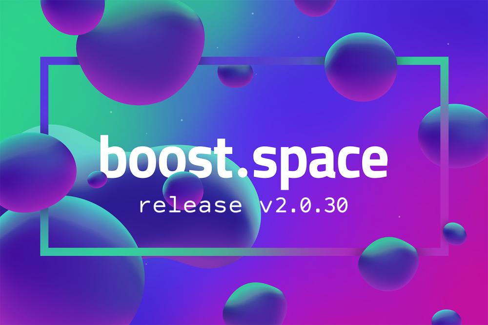 Release v2.0.30